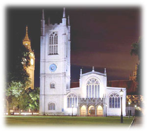 St.Margaret's Church At Night