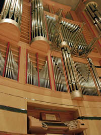 Symphony Hall Organ, Birmingham, UK